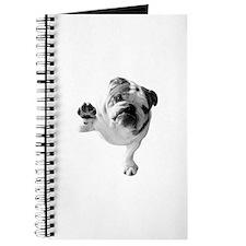 Grover the Bulldog Journal