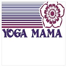 Yoga MAMA Poster