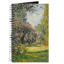 The Parc Monceau - Claude Monet Journal