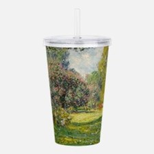 The Parc Monceau - Cla Acrylic Double-wall Tumbler