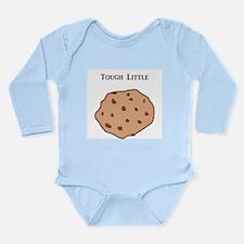 Cute Cookie Long Sleeve Infant Bodysuit