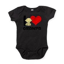Unique Gran dad Baby Bodysuit