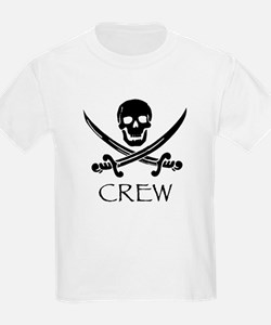 Cute Pirate designs T-Shirt