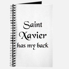 saint xavier Journal