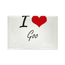I love Goo Magnets