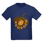 Recycle Kids Dark T-Shirt