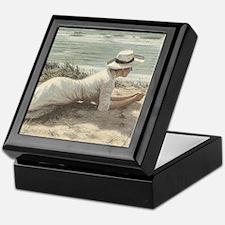 Summer on The Dunes - Niels Frederik Keepsake Box