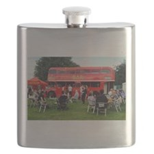 British Bar bus Flask