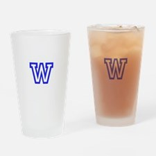 WWWWWWWWWWWWWW Drinking Glass