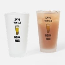 Drink Beer Drinking Glass