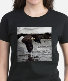 Cute Bald eagles Tee