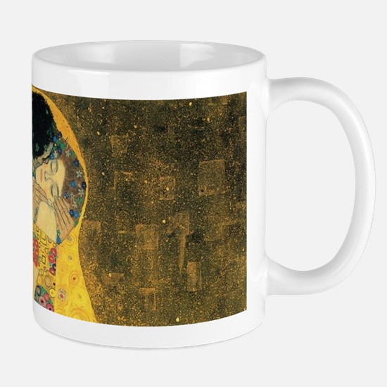 The Kiss - Gustav Klimt Mugs
