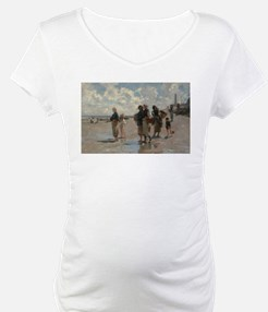 Fishing for Oysters at Cancale - Shirt