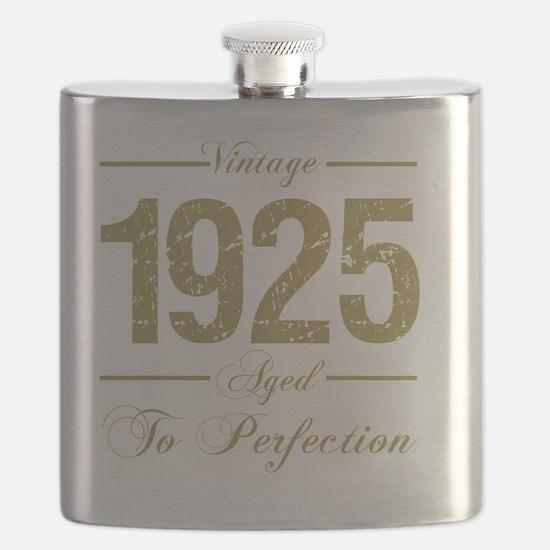 Vintage 1925 Birthday Flask