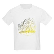 Radiant Mountain Valley Trrees T-Shirt