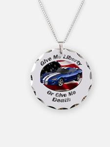 Dodge Viper Necklace
