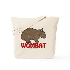 Wombat Logo Tote Bag
