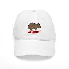 Wombat Logo Baseball Cap