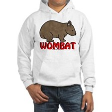 Wombat Logo Hoodie