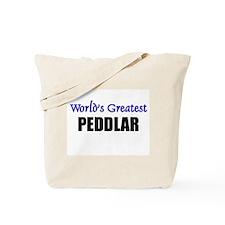 Worlds Greatest PEDDLAR Tote Bag