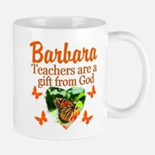 GOD LOVING TEACHER Mugs