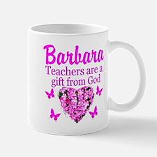 BLESSED TEACHER Mugs