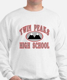 Twin Peaks High School Sweater