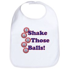 Bingo Shake Bib