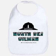 North Sea Oilman Bib