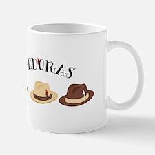 Fedora Hats Mugs