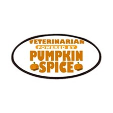 Veterinarian Powered by Pumpkin Spice Patches