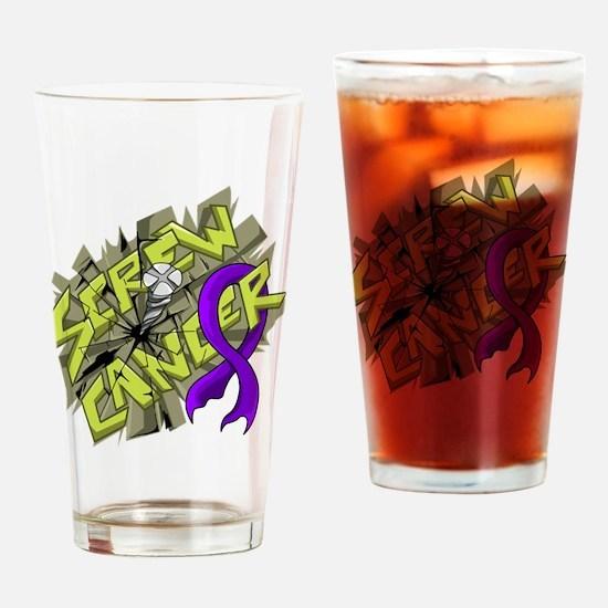 -Screw Leiomyosarcoma 4C Drinking Glass