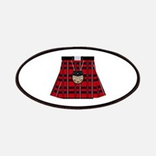 Scottish Kilt Patch