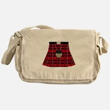 Scottish Kilt Messenger Bag