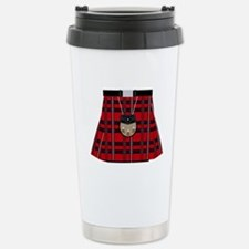 Scottish Kilt Travel Mug