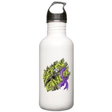 -Screw Hodgkin's Lymph Water Bottle