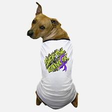 -Screw Hodgkin's Lymphoma 4C Dog T-Shirt
