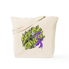 -Screw Hodgkin's Lymphoma 4C Tote Bag