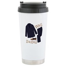 Well Suited Travel Mug