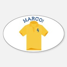 Marco Polo Decal