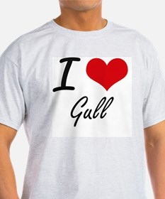 I love Gull T-Shirt