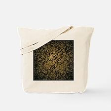 Decorative damask Tote Bag