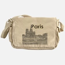 Paris Messenger Bag