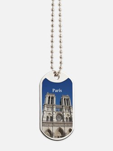 Paris Dog Tags