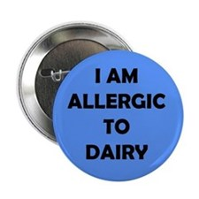 Dairy Allergy Button