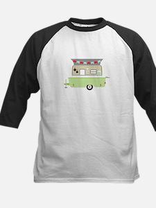 Camper Trailer Baseball Jersey