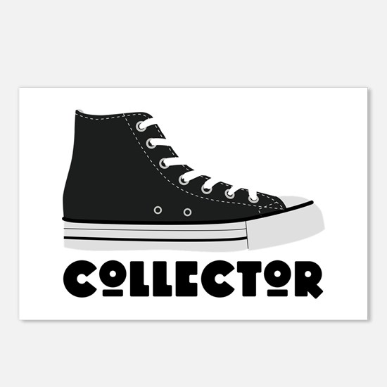 Sneaker Collector Postcards (Package of 8)