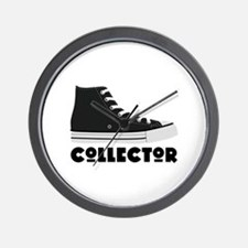 Sneaker Collector Wall Clock
