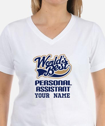 Personal Assistant Personalized T-Shirt