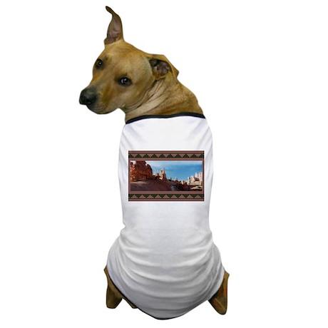 BRYCE CANYON SPIRES Dog T-Shirt